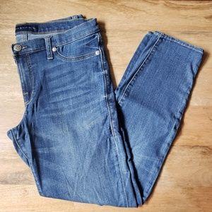 Rock & Republic Medium Wash Kashmiere Skinny Jeans
